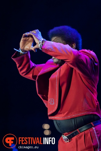 Foto Charles Bradley & His Extraordinaires op North Sea Jazz 2014 - dag 3