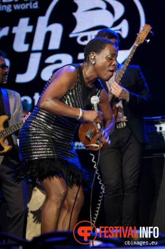 Sharon Jones & The Dap-Kings op North Sea Jazz 2014 - dag 3 foto