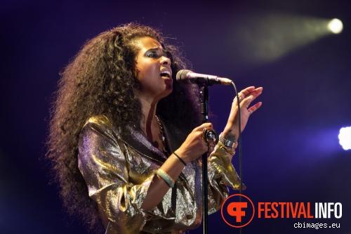 Kelis op North Sea Jazz 2014 - dag 3 foto