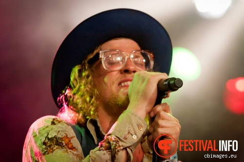 Foto Allen Stone op North Sea Jazz 2014 - dag 3