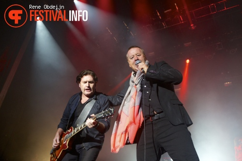 Simple Minds op Bospop 2014 - dag 1 foto