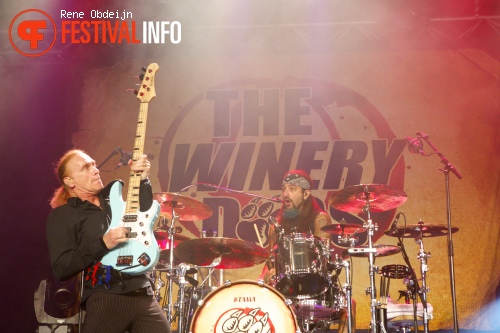 Foto The Winery Dogs op Bospop 2014 - dag 2