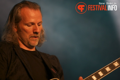 Foto Paul Carrack op Bospop 2014 - dag 2
