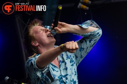 Foto Knarsetand op Werfpop 2014
