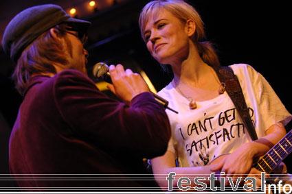 Foto Ilse DeLange op Pinkpop persconferentie