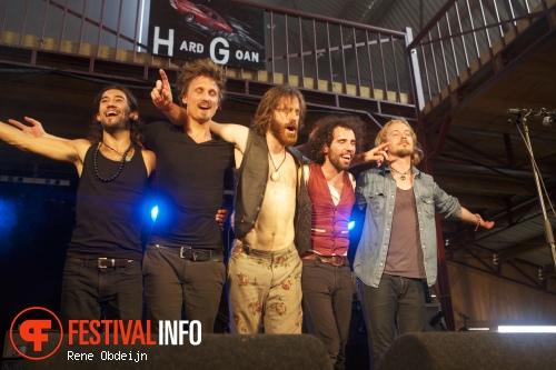 Navarone op Zwarte Cross 2014 - Dag 1 foto