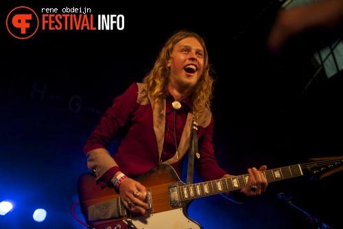 DeWolff op Zwarte Cross 2014 - Dag 2 foto