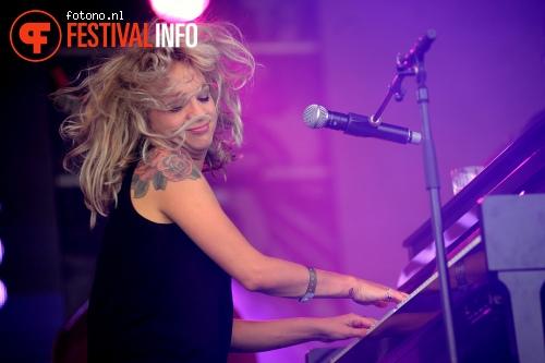 Jacqueline Govaert op Damaris 2014 foto