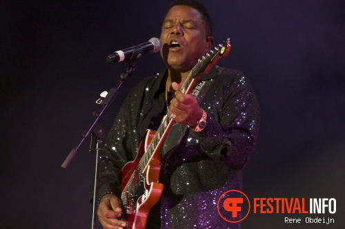 Foto The Jacksons op Suikerrock 2014