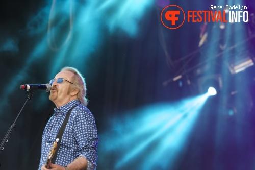 Umberto Tozzi op Suikerrock 2014 foto