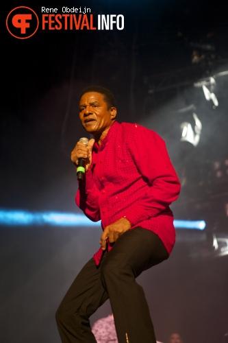 The Jacksons op Suikerrock 2014 foto