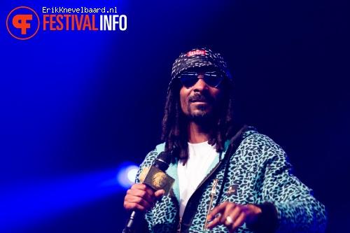 Foto Snoop Lion op Lowlands 2014 - dag 3