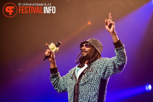Foto Snoop Lion op Lowlands 2014 - dag 3
