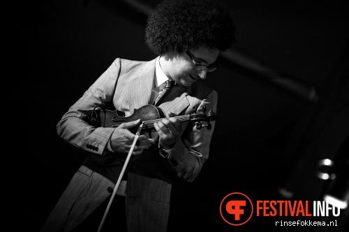 Foto Maaike Ouboter op Strandfestival Zand 2014
