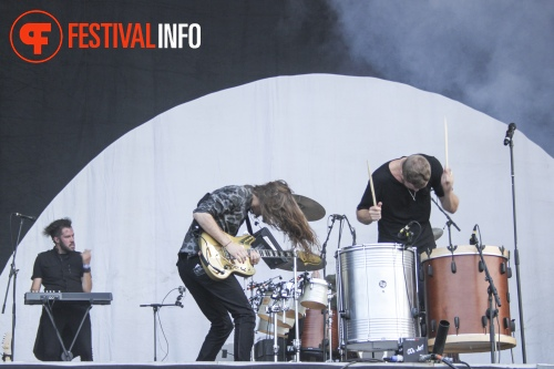 Foto Imagine Dragons op Sziget 2014