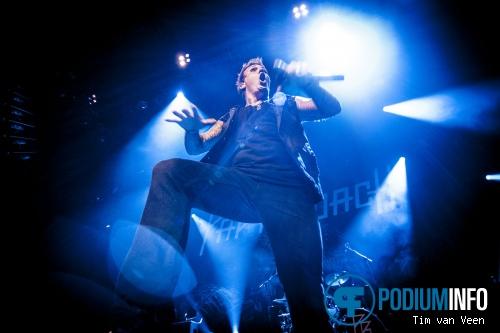 Foto Papa Roach op Papa Roach - 28/8 - TivoliVredenburg