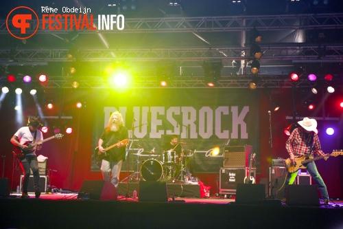 Slobberbone op Bluesrock Tegelen 2014 foto