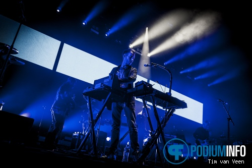 Foto Massive Attack op Massive Attack - 10/9 - TivoliVredenburg
