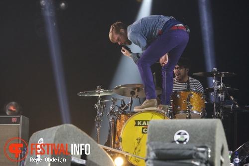 Kaiser Chiefs op Appelpop 2014 foto