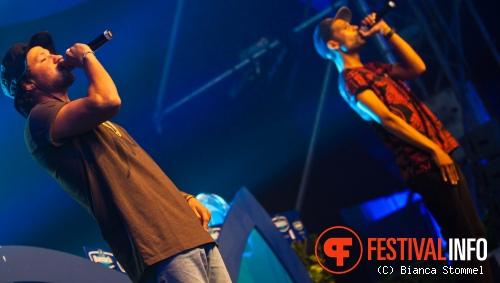Kraantje Pappie op Zo. Festival 2014 foto