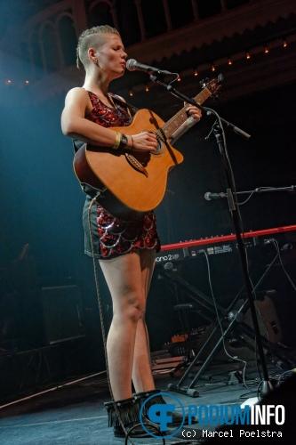 Valentina Elèni op De Beste Singer Songwriter - 28/9 - Paradiso foto