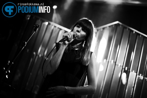 Foto Sofie Winterson op Sofie Winterson 25/09 Paradiso