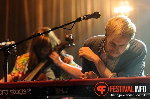 Einar Stray Orchestra op Nordic Delight 2014 foto