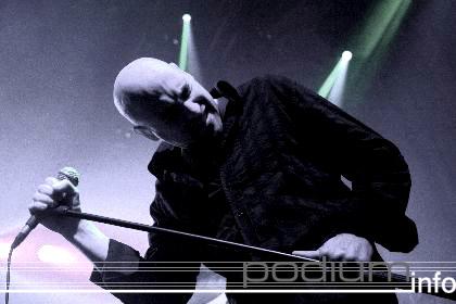 Masterplan op Saxon - 11/3 - Paradiso foto
