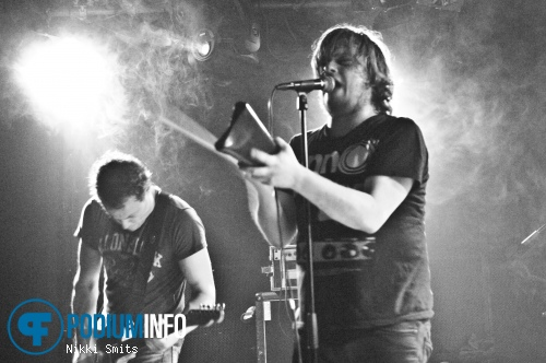 Otis op The Shape Of Punk To Come IV - 23/10 - EKKO, Utrecht foto