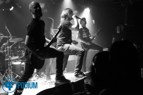 Divine Sins op The Shape Of Punk To Come IV - 23/10 - EKKO, Utrecht foto