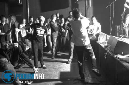Wasted Bullet op The Shape Of Punk To Come IV - 23/10 - EKKO, Utrecht foto