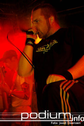 37 Stabwoundz op Born From Pain/First Blood- 18/3 - Pul foto