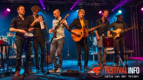 Foto Wouter Hamel op MJAZZ 2014 - DAG 1