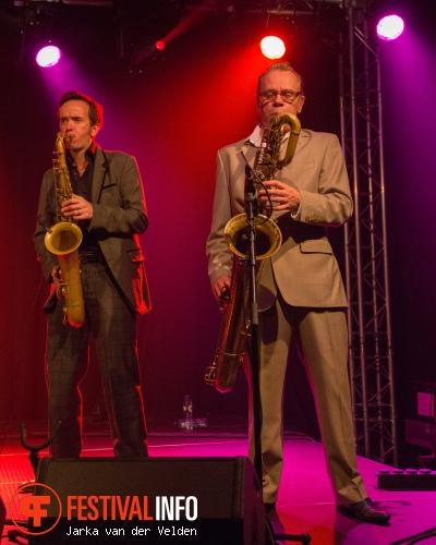 Mike Sanchez & Drew Davis Rhtyhm Combo op MJAZZ 2014 - DAG 2 foto