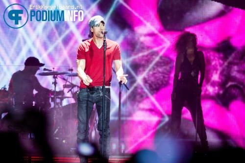Foto Enrique Iglesias op Enrique Iglesias - 18/11 - Ziggo Dome