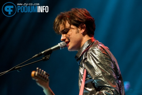 Foto Jett Rebel op Jett Rebel - 19/11 - TivoliVredenburg