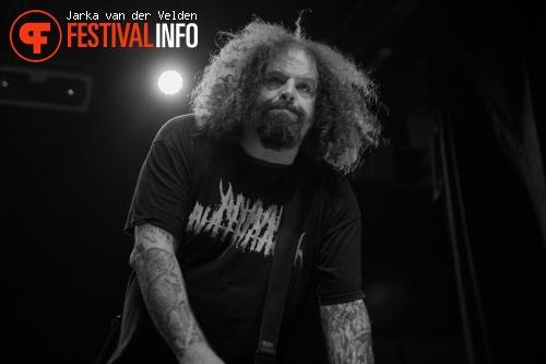 Foto Napalm Death op Speedfest 2014
