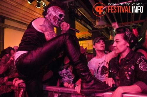 Foto Banane Metalik op Speedfest 2014