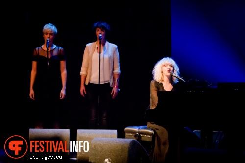 Foto Jacqueline Govaert op Songbird 2014 - dag 1