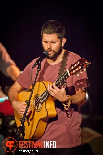 Nick Mulvey op Songbird 2014 - dag 2 foto