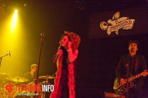 Kovacs op Songbird 2014 - dag 2 foto