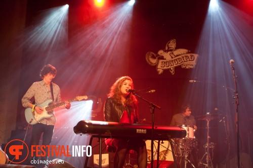 Judy Blank op Songbird 2014 - dag 2 foto