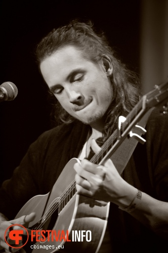 Tommy Ebben op Songbird 2014 - dag 2 foto