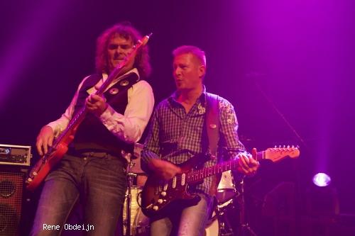 Foto The Juke Joints op Bluesfestival Hoogeveen 2014