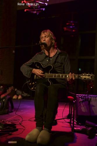 Foto Ralph de Jongh op Bluesfestival Hoogeveen 2014