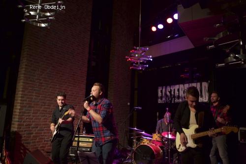 Foto Easterfield op Bluesfestival Hoogeveen 2014
