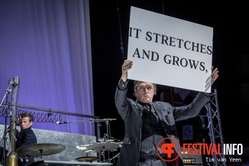 Einstürzende Neubauten op Le Guess Who? 2014 foto