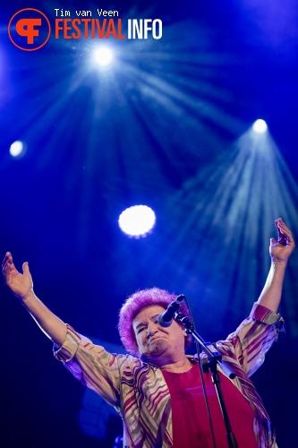Selda Bağcan op Le Guess Who? 2014 foto