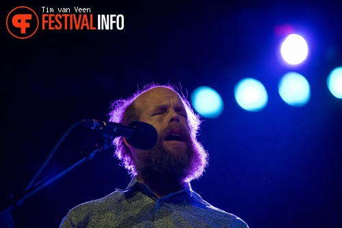 Bonnie 'Prince' Billy op Le Guess Who? 2014 foto