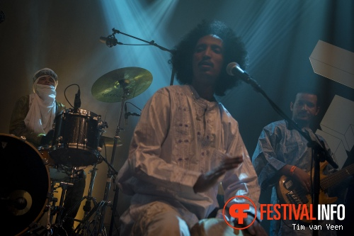 Foto Tamikrest op Le Guess Who? 2014